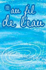 """Affiche de l'association """"Au fil de l'eau"""" - Guingamp"""