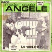 """Pochette du vinyl, Babeleir, """"Mademoiselle Angèle"""""""